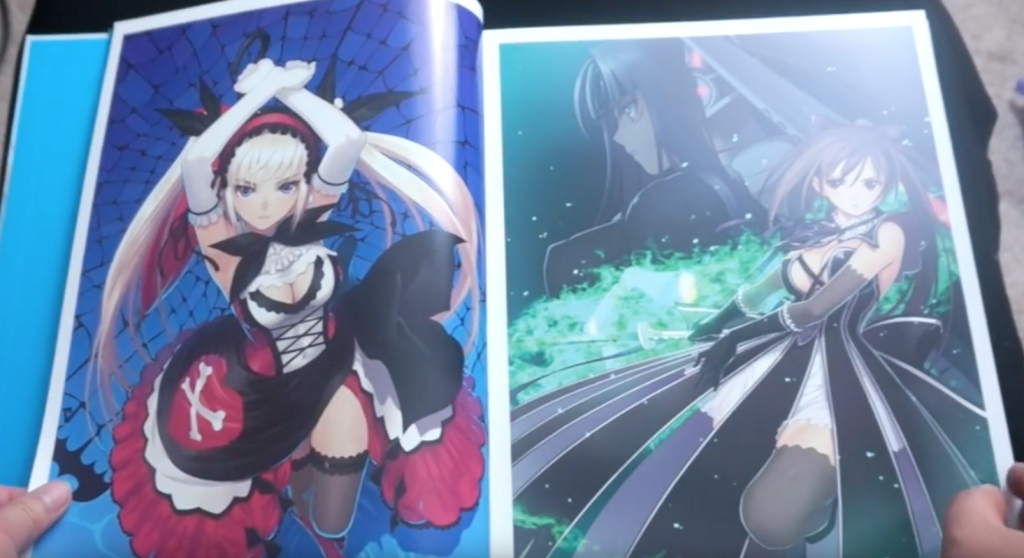 Tony Taka's Artworks from Shining World Vol. 2 Art Book